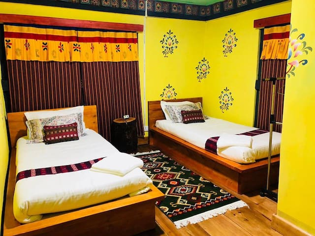 Paro Village View Home Stay, Lodge