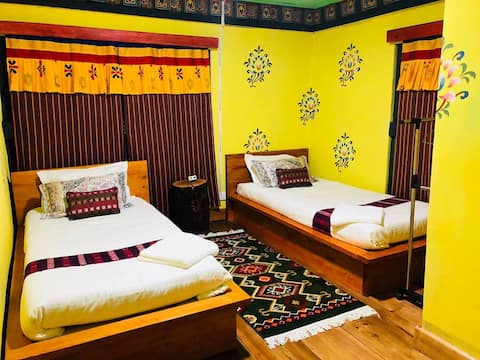 Paro Village View Home Stay, Cottage