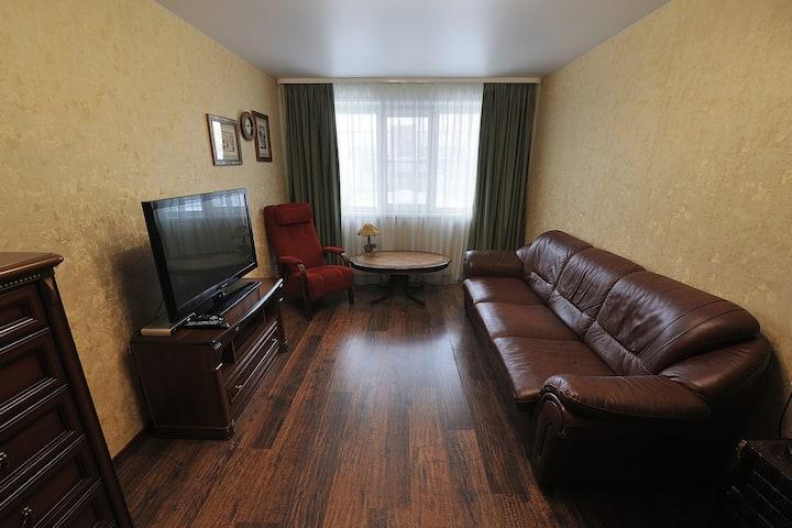 Apartment Polar Bear Zavodskaya