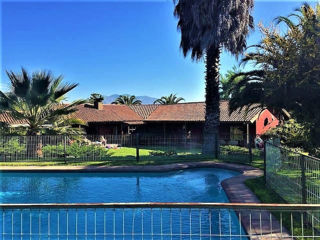 Maravillosa Casa sólo familias, Limache V Región