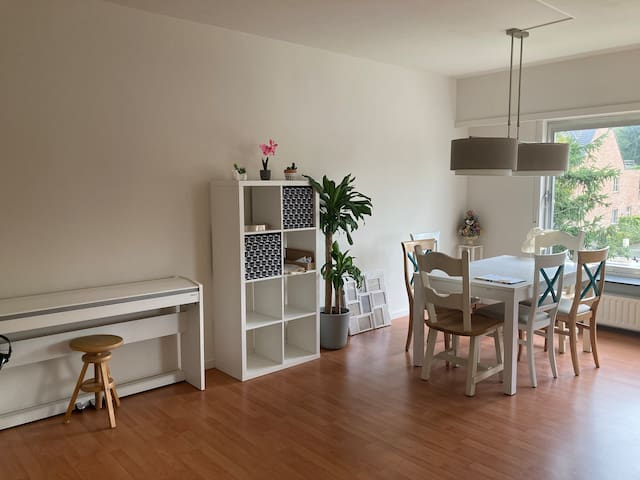 Charming Entire Apartment Monthly- Garden City