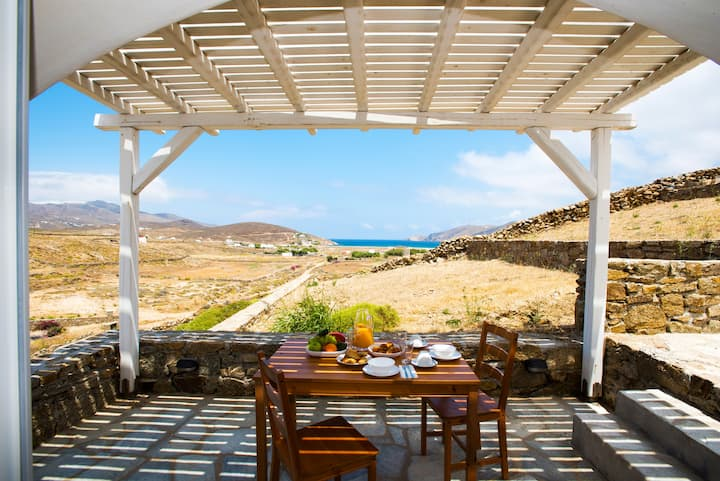 Arch by Koumi Homes Mykonos