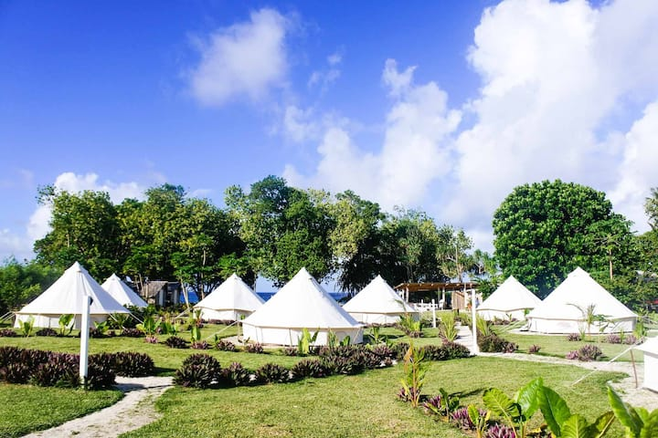 Glamping Belle Tent