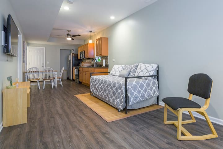 Heart of Chicago 2BD + Parking
