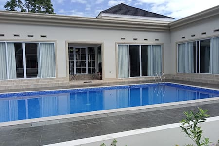 A brand new Villa with 3BR and swimming pool