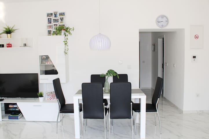 "Luxury apartment ""Srce vatreno"" near Maksimir park"
