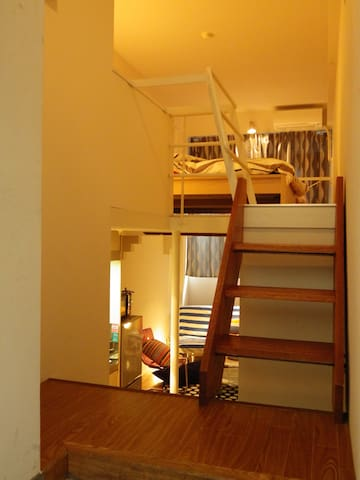 09) For large group -entire 3 flats in your use! - Setagaya - Apartment