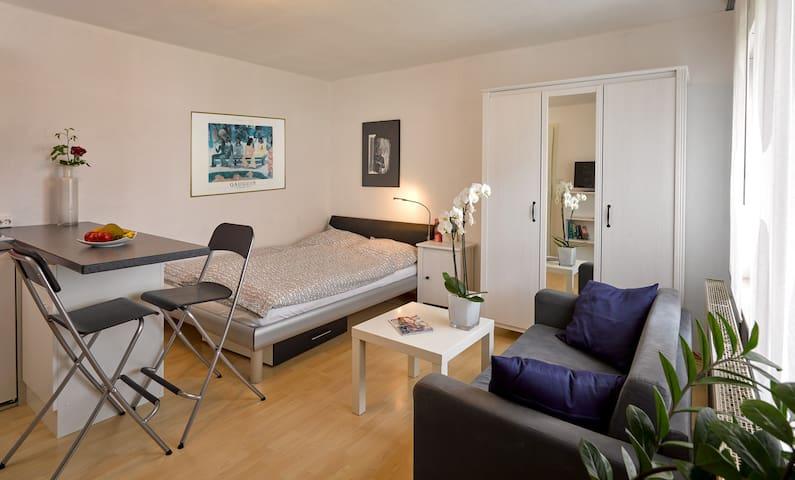 1-Zimmer-Apartment Heßdorf (bei Herzogenaurach) - Heßdorf - Apartamento