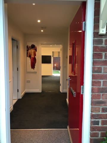 The very beautiful Rowditch premises XXL ROOM