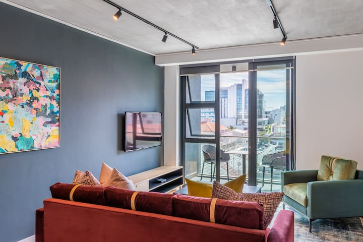 Brand New One BR  Apartment Sea Point | Latitude