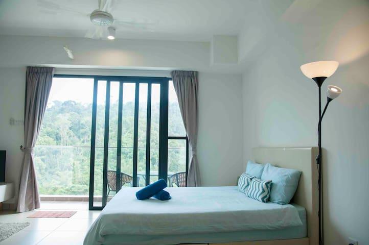 Comfy Resort Studio 907  @ Midhills Genting