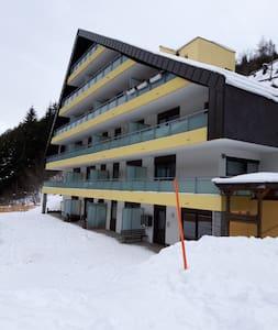 Familien freundliches Wandergebiet und Skigebiet