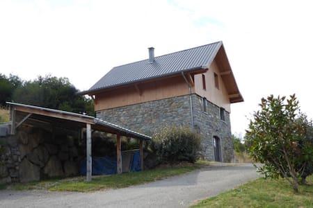 Nouveau Maison de Charme Pierre et Bois - Theys - Dom