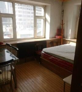 冰箱,电视,洗衣机,全套设施,随时可以入住,交通便利。 - Changchun Shi