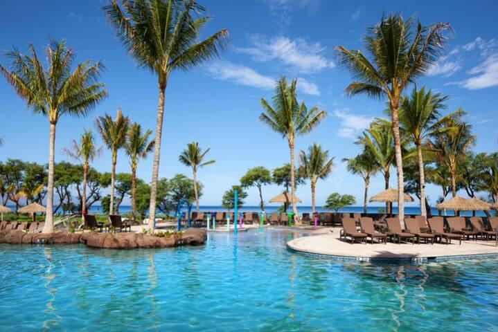 Westin Nanea Ocean Villas 4 Guests, 1 Bed, 1 Bath