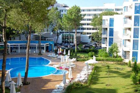 Berko Apartments2  in Excelsior Sunny Beach