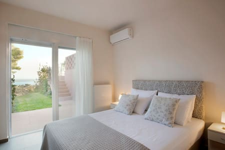 Cozy two bedroom villa - Agia Anna - Villa