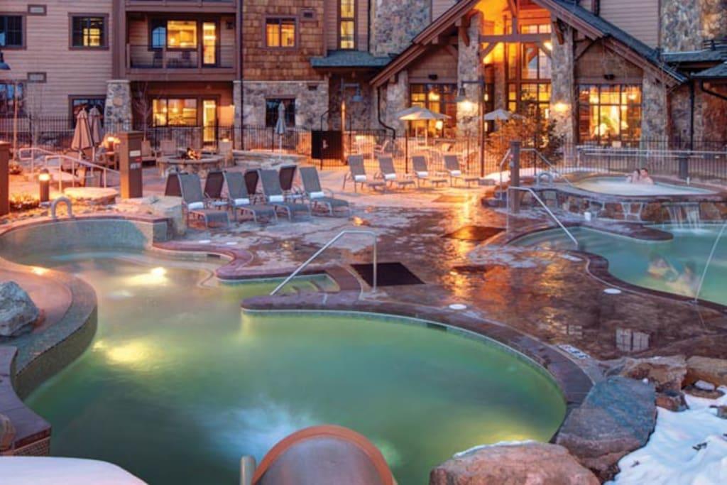 Hot tubs!!