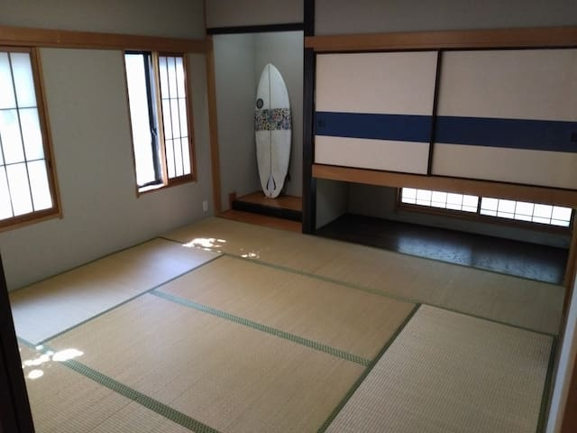 Private room, almost on the beach - Ichinomiya - House