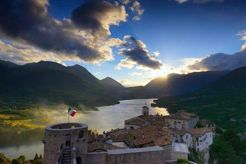 Barrea X6, la perla del Parco Nazionale d'Abruzzo