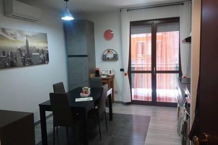 Pretty modern house, free parking & terrace