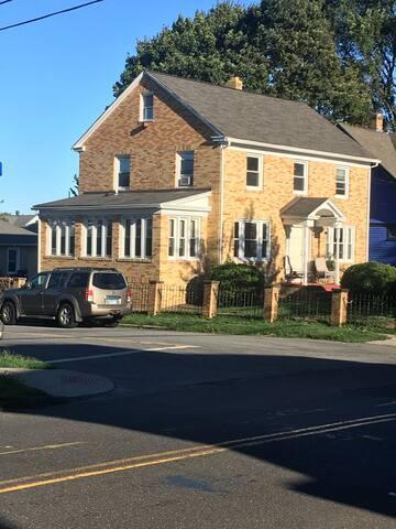 iconic Brick Home