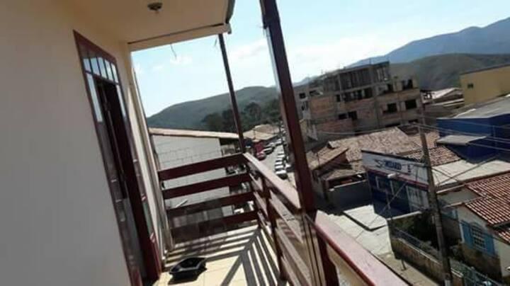 Apartamento Bauxita ao lado da UFOP