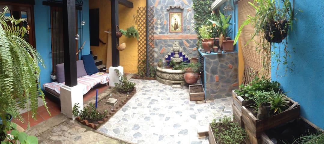 Mi cuartote - Mi casita en Antigua - Antigua Guatemala - Daire