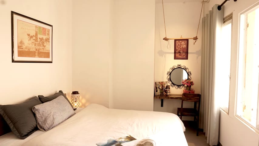 City center Cozy room l!! Saigonese lifestyle 6