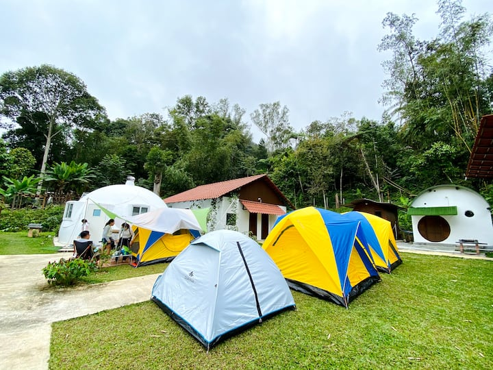 Greenwoods Natural Stay+BBQ Heaven+Camping Genting