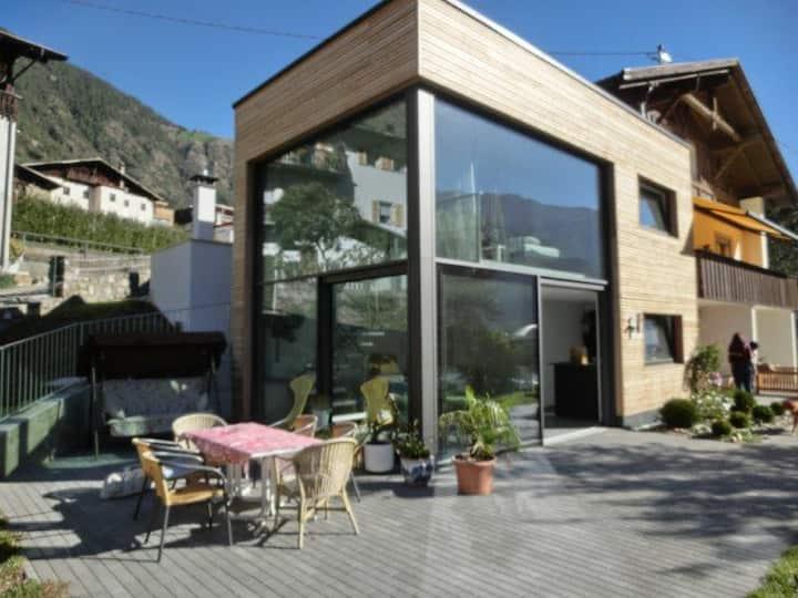 Willkommen im Glashaus : ein besonderes Erlebnis