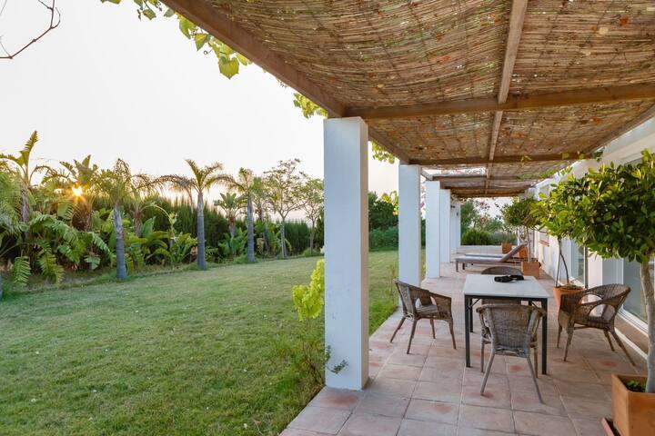 Delightful house beside Doñana and Bonanza