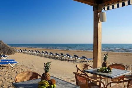En primera linea de la playa - sin aglomeraciones - Oliva - Appartement