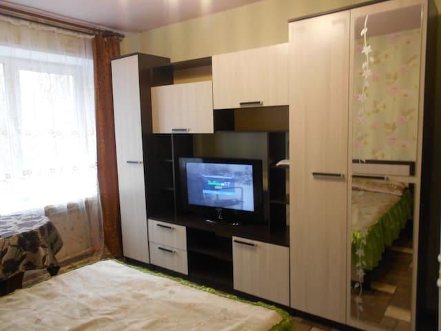 Квартира на улице Гоголя