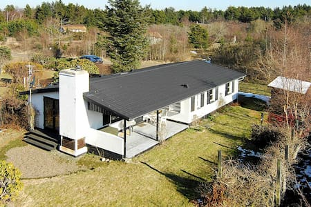 Aluring Holiday Home in Fjerritslev with Terrace