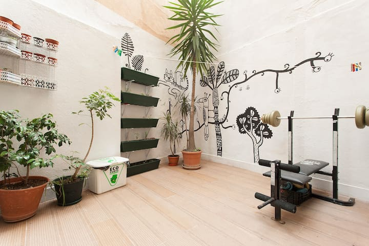 Total renovated 2 rooms apartment in the centre - Lisbon - Flat