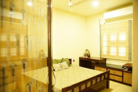 Mooie 2-slaapkamer bungalow!