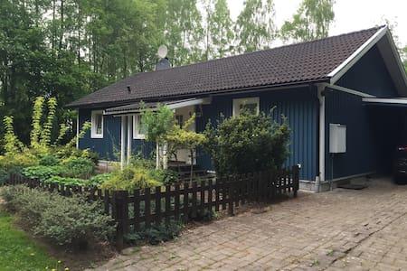 Schönes Ferienhaus in Skyrup - Hässleholm S