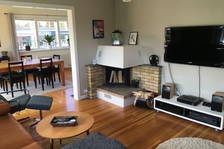 Spacious apartment/house near central Oslo - Oslo