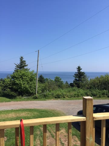 Cape George Point on the Northumberland Strait