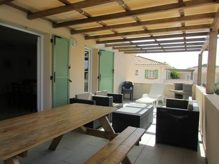 Residence Saint Flo - Appartamento con terrazza