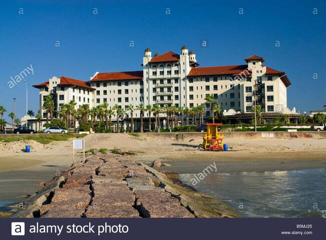 Celebrate Labor Day in Galveston at Hotel Galvez