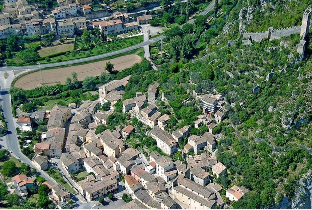 Borgo di Ferentillo