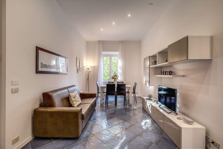 Vatican Doria Apartment