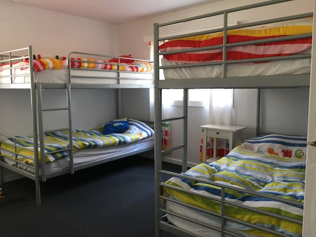 Bedroom 4 - Bunk Room