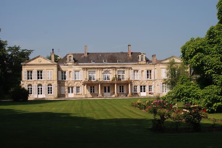 La Baleinière - Pargny-lès-Reims - Gæstehus