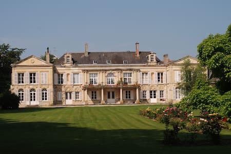 La Baleinière - Pargny-lès-Reims - Gästehaus