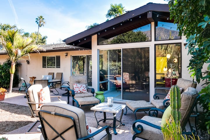 3BR Montecito Orchard Estate w/ Citrus Grove