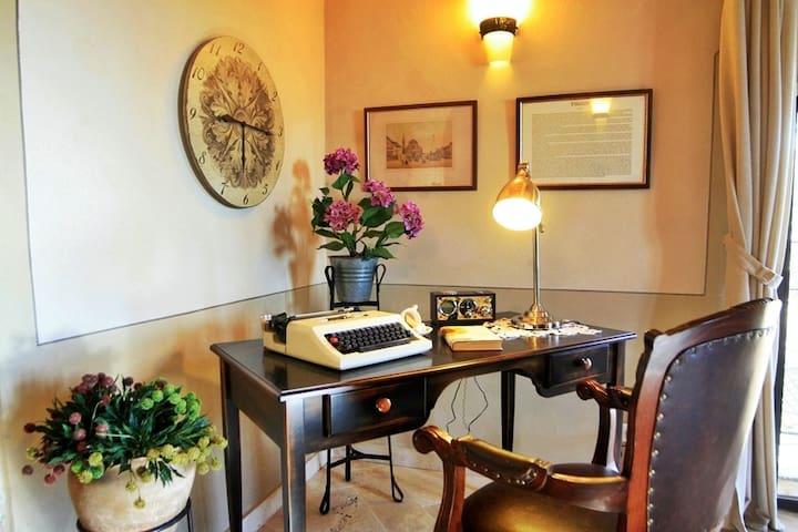 VILLA PARADISO - Luxury Tuscan Villa near Florence - Iano - Villa