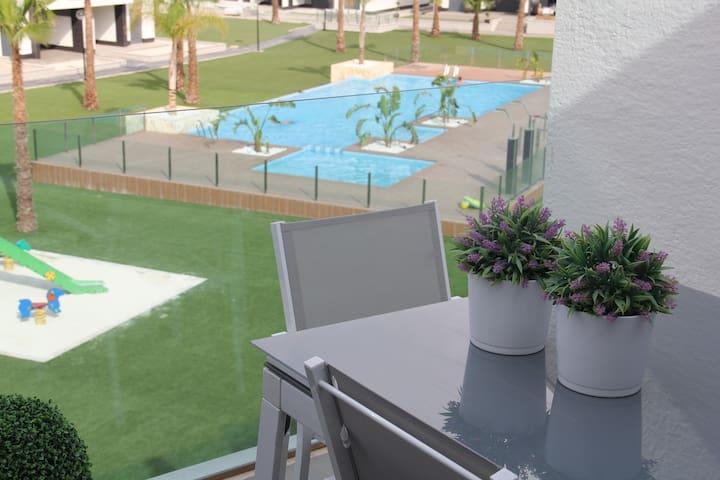 Overwinter in Spanje - appartement in Torrevieja